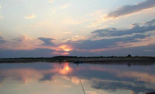 Новости: Особенности рыбалки в Астраханской области весной